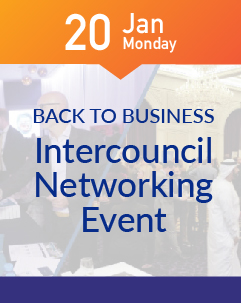 Back to Business – Intercouncil Networking meet