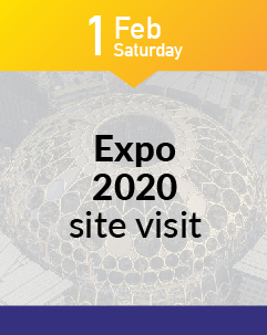 2020 Expo Site visit