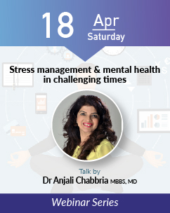 Stress management & mental health in challenging times
