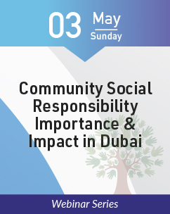 Community Social Responsibility Importance & Impact in Dubai