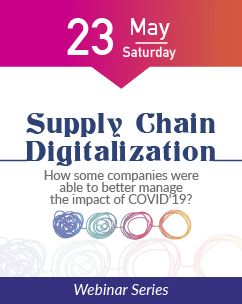Supply Chain Digitalization: How some companies were able to better manage the impact of COVID'19?