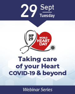 Taking care of your Heart COVID-19 & beyond