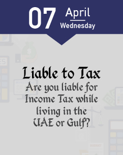 Liable to Tax