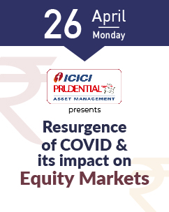 Resurgence of COVID & its impact on Equity Markets