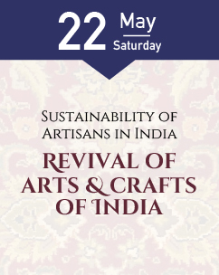 Sustainability of Artisans in India: Revival of arts and crafts of India